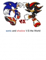 Sonic & Shadow V.S the World