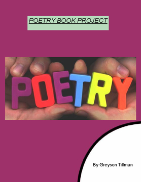 Poetry Book :)