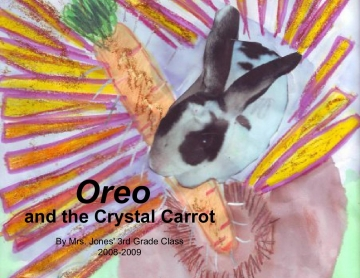 Oreo and the Crystal Carrot