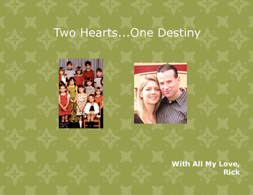 Two Hearts...One Destiny