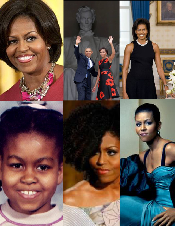 Happy 50th birthday to our First Lady Michelle Robinson Obama