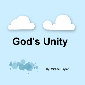 The Unity of God