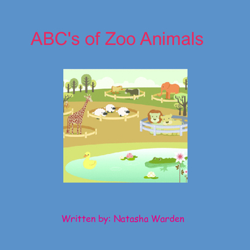 The ABC's of Zoo Animals