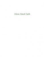 Aliens Attack Earth