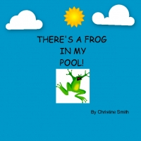 THERE'S A FROG IN MY POOL!