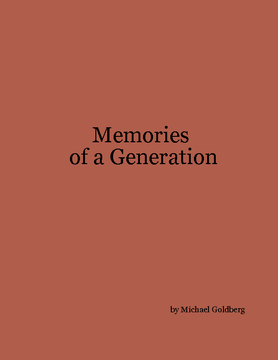 Memories of a Generation