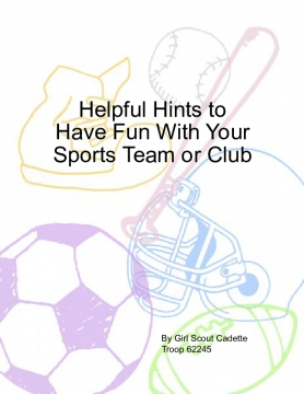 Helpful Hints To Have Fun With Your Sports Team Or Club