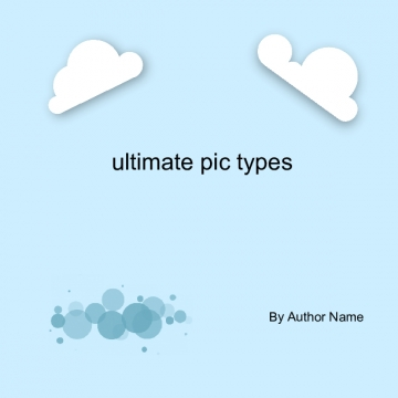 ultimate  pic types