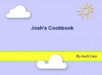 Josh's Cookbook