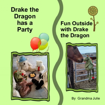 Drake the Dragon Has a Party