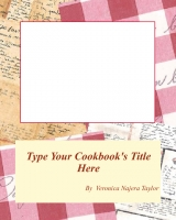 Memories Cookbook