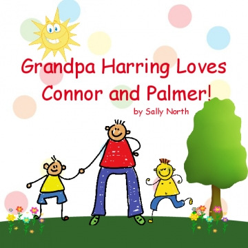 Grandpa Loves Connor and Palmer