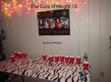 The Girls of Height 13
