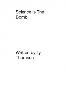 Science Is The Bomb