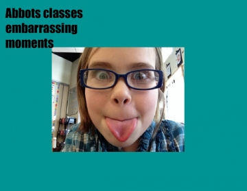 Mrs.Abbott's class funny moments