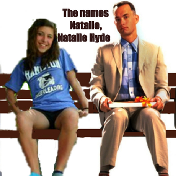 The Names Natalie, Natalie Hyde