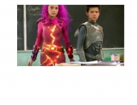 *sharkboy and lavagirl* holloween 2