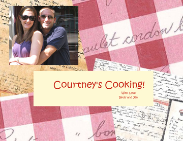 Courtney's Cookin'!