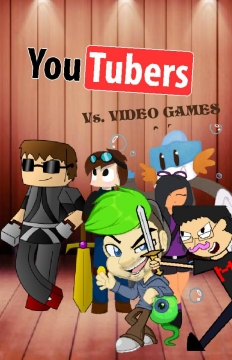 YouTube Gamers Vs. Video Games