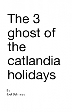 The 3 ghost of the catlandia holidays