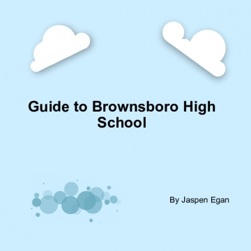 Guide to Brownsboro High