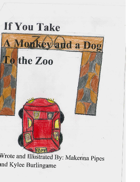 If You Take A Monkey And A Dog To The Zoo