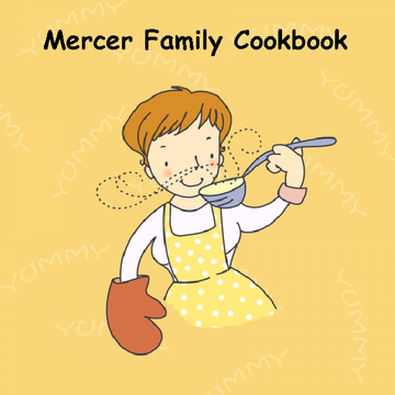 MERCER FAMILY COOKBOOK