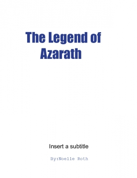 The legend of Azarath