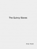 quincy slaves