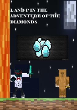 L and P in the adventure of the diamonds