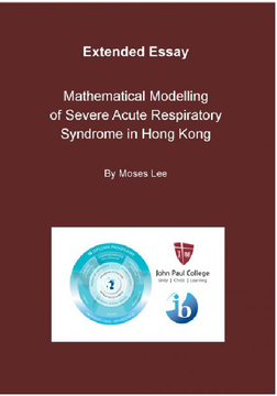 Mathematical Modelling of Severe Acute Respiratory Syndrome in Hong Kong
