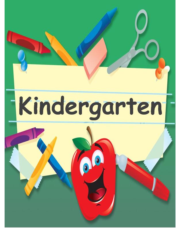 Kindergarten Book Cover Ideas : Kindergarten at nokomis montessori book bookemon