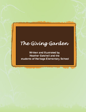 The Giving Garden