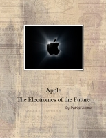 Apple, Electronics of the Future