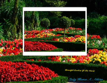 Beautiful Gardens Of The World