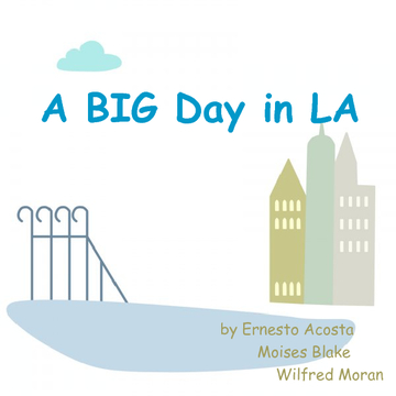 A Big Day in LA