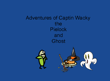 Aventures of Captin Wacky