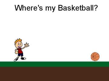 Where's my Basketball?