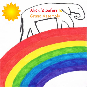 Alicia's Safari to Grand Assembly