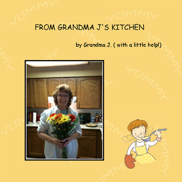 Recipe's from Grandma J's Kitchen