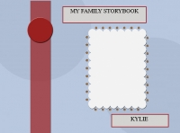 MY FAMILY STORYBOOK