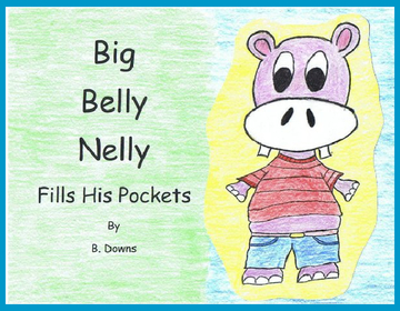 Big Belly Nelly Fills His Pockets