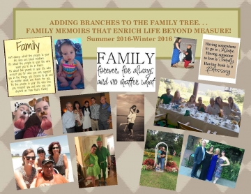 Adding Branches to the Family Tree