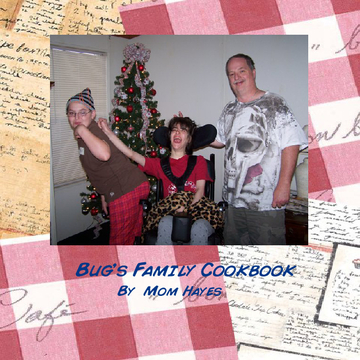 Hayes Family Cookbook