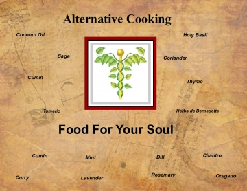 Alternative Cooking  Food for Your Soul