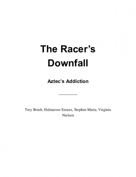 The Racer's Downfall