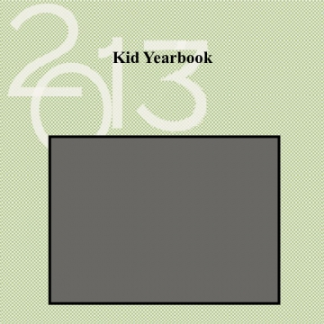 Kids Yearbook