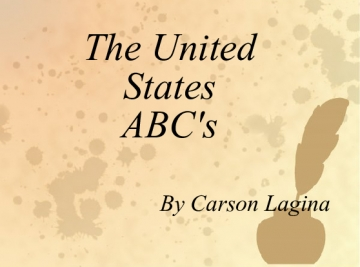 The United State's ABC's