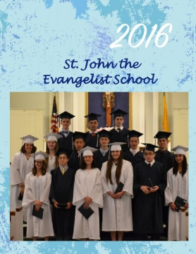 St. Johns Memory Book