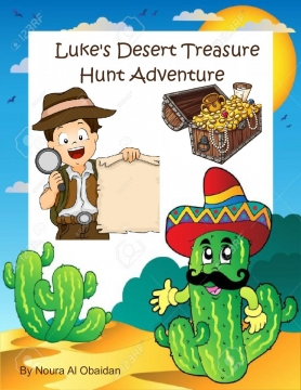 Luke's Desert Treasure Hunt Adventure
